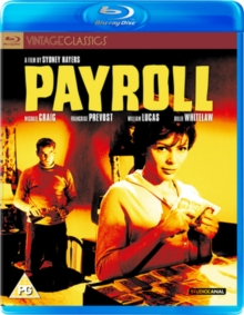 Payroll, Blu-ray  BluRay