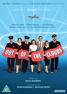 Out of the Clouds, DVD  DVD