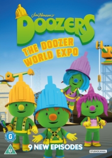 Doozers: The Doozer World Expo, DVD  DVD