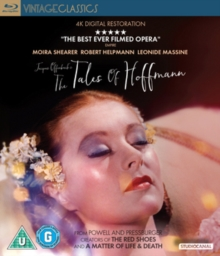 The Tales of Hoffman, Blu-ray BluRay