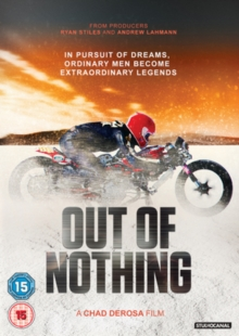 Out of Nothing, DVD  DVD