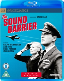 The Sound Barrier, Blu-ray BluRay