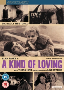 A   Kind of Loving, DVD DVD