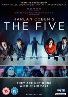 Harlan Coben's the Five, DVD DVD