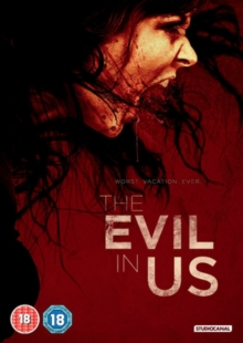 The Evil in Us, DVD DVD