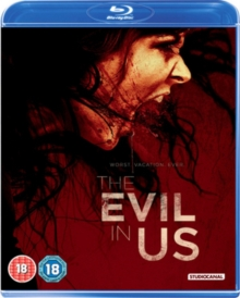 The Evil in Us, Blu-ray BluRay