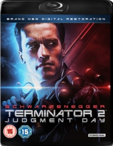 Terminator 2 - Judgment Day, Blu-ray BluRay