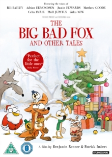 The Big Bad Fox and Other Tales, DVD DVD