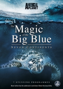 The Magic of the Big Blue: Seven Continents, DVD DVD