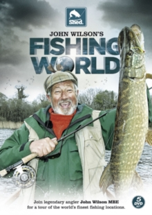 John Wilson's Fishing World: Collection, DVD  DVD