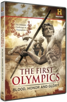 The First Olympics - Blood, Honour and Glory, DVD DVD