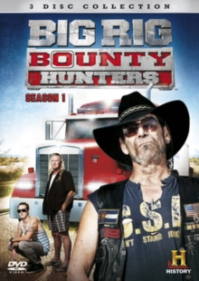 Big Rig Bounty Hunters: Season 1, DVD  DVD