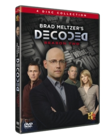 Brad Meltzer's Decoded: Season 2, DVD  DVD