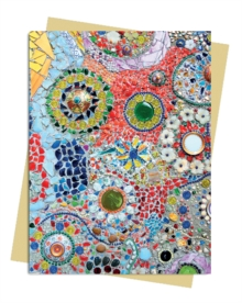 GAUDI MOSAIC PACK OF 6 CARDS WITH ENVELO,  Book