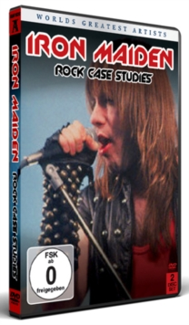 Iron Maiden: World's Greatest Artists - Rock Case Studies, DVD  DVD