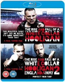 The Rise and Fall of a White Collar Hooligan/White Collar..., Blu-ray BluRay