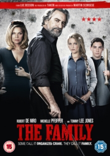 The Family, DVD DVD