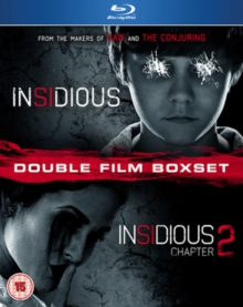 Insidious/Insidious - Chapter 2, Blu-ray  BluRay