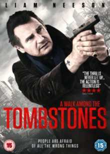 A   Walk Among the Tombstones, DVD DVD