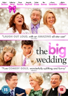 The Big Wedding, DVD DVD