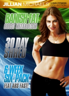 Jillian Michaels: Fitness Collection, DVD  DVD