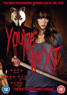You're Next, DVD  DVD