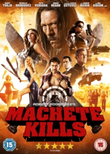 Machete Kills, DVD  DVD