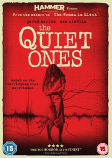 The Quiet Ones, DVD DVD