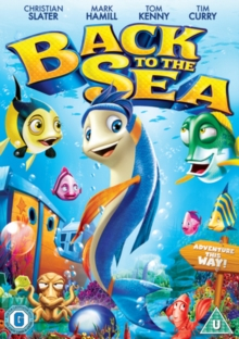 Back to the Sea, DVD  DVD