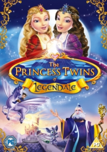 The Princess Twins of Legendale, DVD DVD
