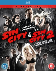 Sin City/Sin City 2 - A Dame to Kill For, Blu-ray  BluRay