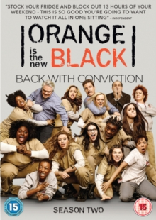 Orange Is the New Black: Season 2, DVD  DVD