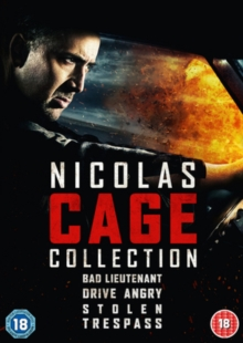 Nicolas Cage Collection, DVD  DVD