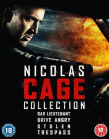 Nicolas Cage Collection, Blu-ray  BluRay