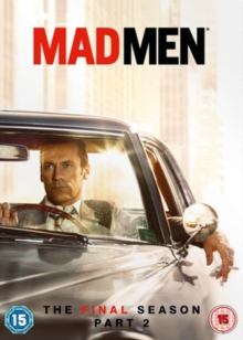Mad Men: Season 7 - Part 2, DVD  DVD