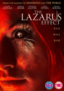 The Lazarus Effect, DVD DVD