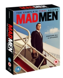 Mad Men: Complete Final Season, Blu-ray  BluRay