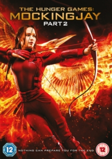 The Hunger Games: Mockingjay - Part 2, DVD DVD