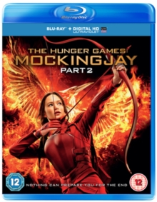 The Hunger Games: Mockingjay - Part 2, Blu-ray BluRay