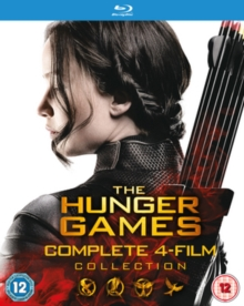 The Hunger Games: Complete 4-film Collection