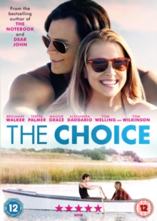 The Choice, DVD DVD