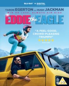 Eddie the Eagle, Blu-ray BluRay
