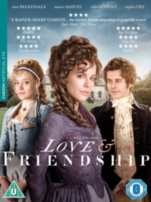 Love & Friendship, DVD DVD