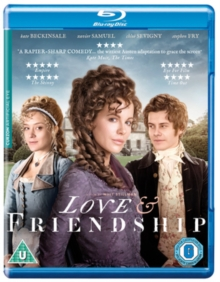 Love & Friendship, Blu-ray BluRay