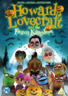 Howard Lovecraft and the Frozen Kingdom, DVD DVD