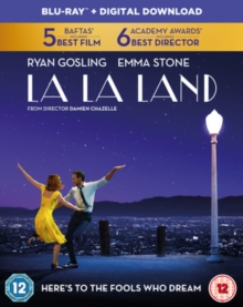 La La Land, Blu-ray BluRay