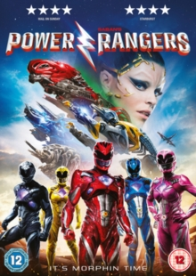 Power Rangers, DVD DVD