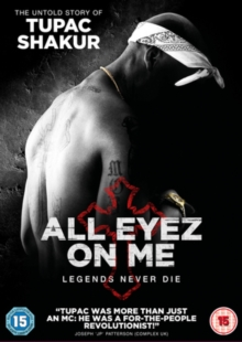 All Eyez On Me, DVD DVD