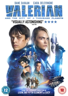 Valerian and the City of a Thousand Planets, DVD DVD