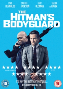The Hitman's Bodyguard, DVD DVD